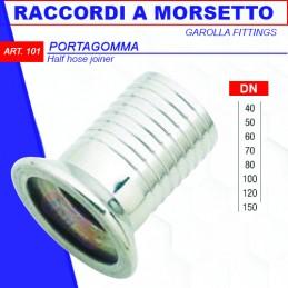 RACC. P/GOMMA A MORSETTO 100