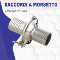 FMINOX - Raccordi a morsetto