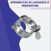 APPARECCHI DI LAVAGGIO E IRRORATORI INOX